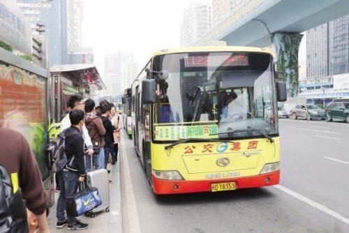 厦门公交车