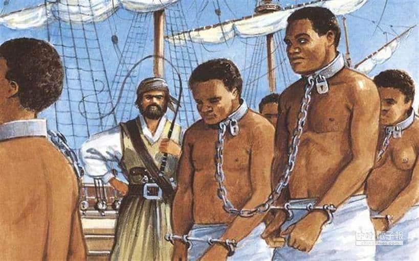 没得选择的人就像生活的奴隶