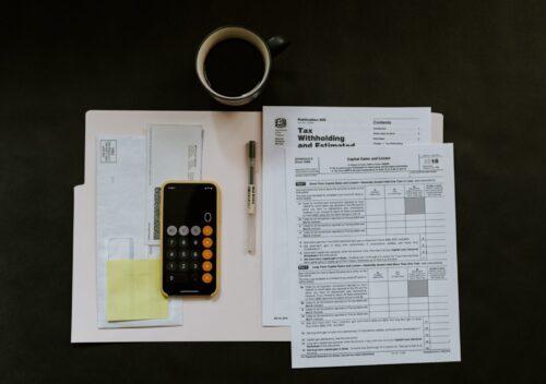 个人所得税计算