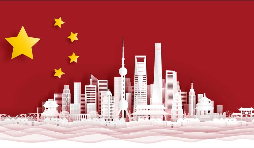 中国不断增长的经济